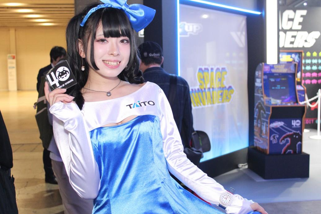 TGS2018コンパニオン&コスプレイヤー写真