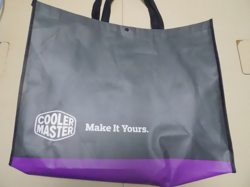 Cooler Master バッグ
