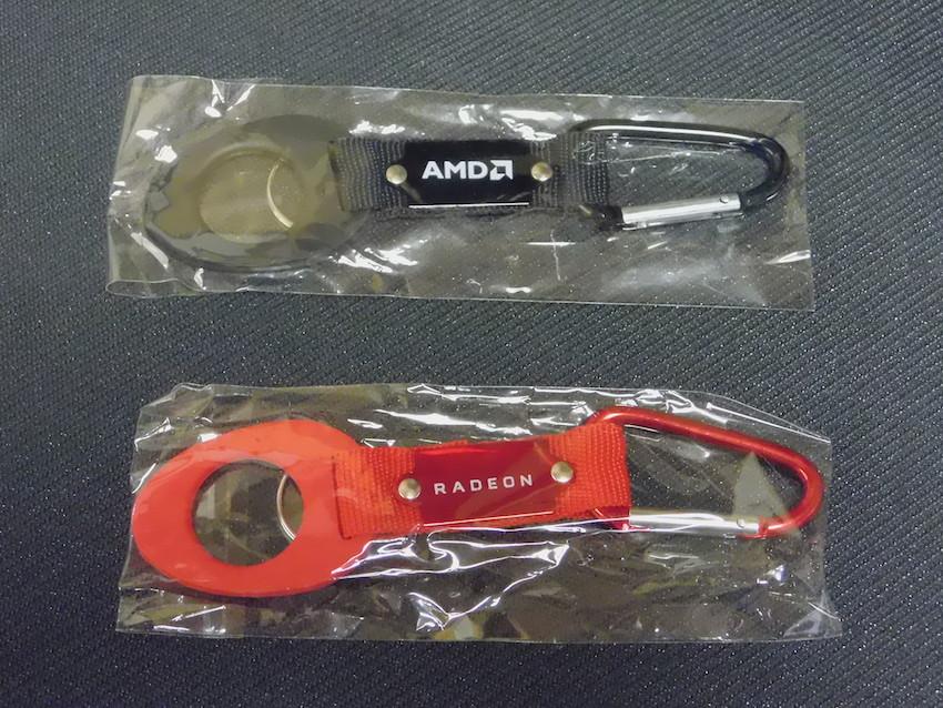 AMDカラビナ付きペットボトルホルダー