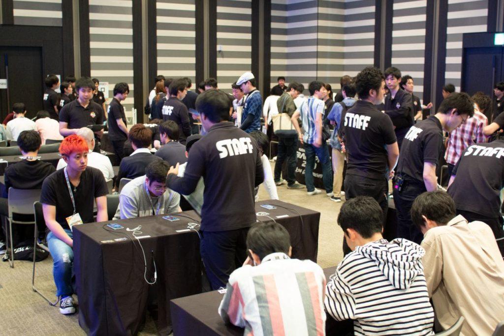 関東から200組もの参加者が訪れ、タイムアタックRoundは熾烈を極めた