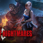「DAY OF NIGHTMARES」キービジュアル